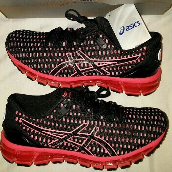 pretty nice 22928 3595b Asics Gel Quantum 360 Flyknit Sneaker Women Sz 12 NWT